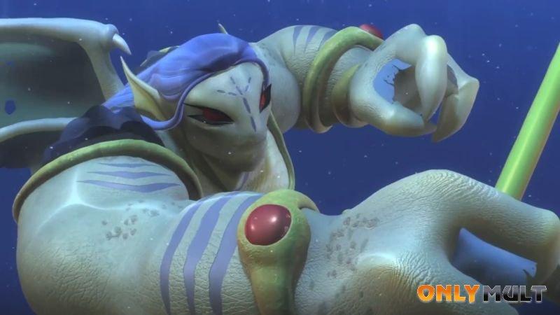 Второй скриншот Клуб Винкс: Тайна морской бездны