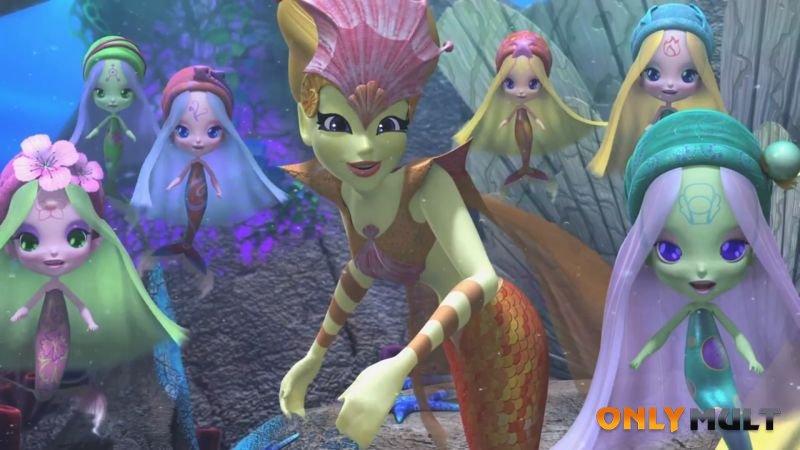 Третий скриншот Клуб Винкс: Тайна морской бездны