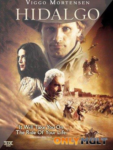 Poster Идальго: Погоня в пустыне