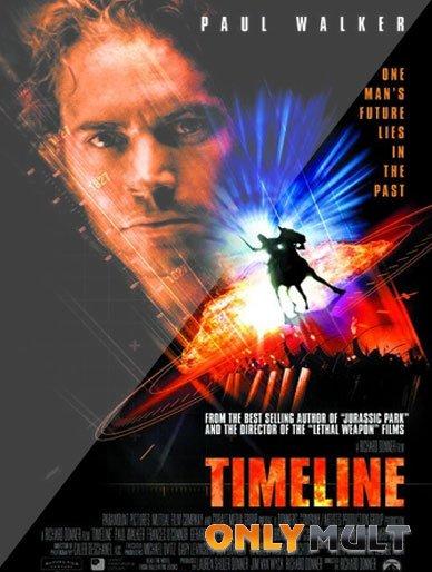 Poster В ловушке времени
