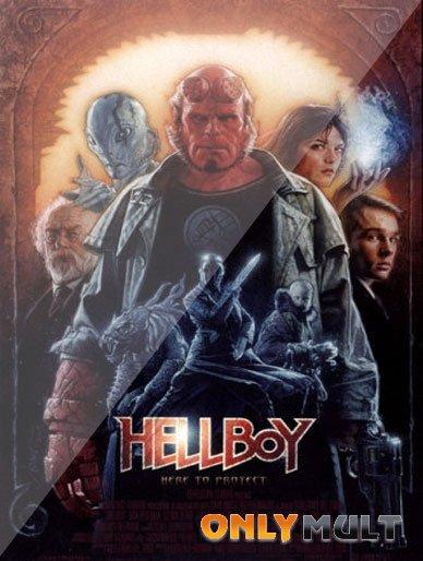Poster Хеллбой: Герой из пекла