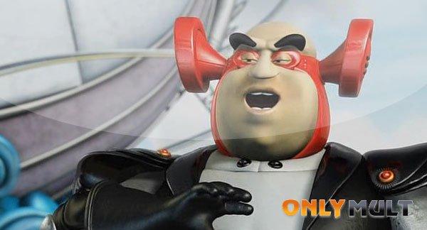 Первый скриншот Пиноккио 3000