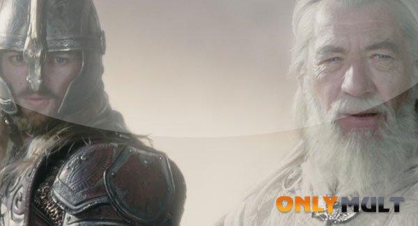 Первый скриншот Властелин колец: Две крепости