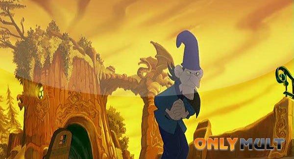 Первый скриншот Кевин в стране Драконов