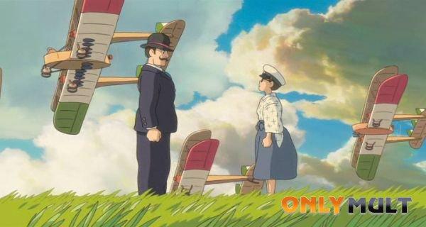 Первый скриншот Ветер крепчает (Хаяо Миядзаки)