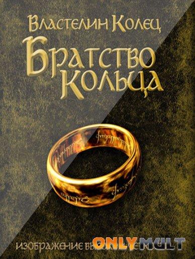 Poster Властелин колец: Братство кольца