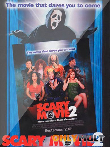 Poster Очень страшное кино 2