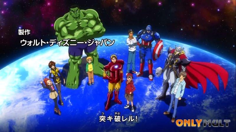 Третий скриншот Мстители: Дисковые войны