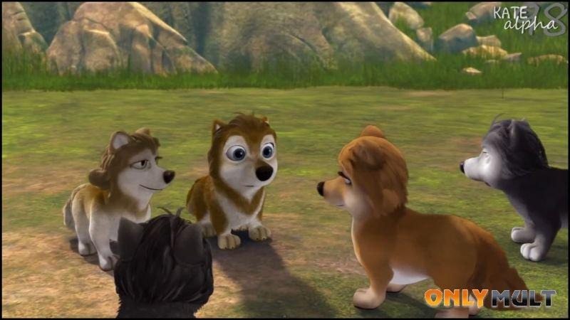 Третий скриншот Альфа и Омега 3 (2014)
