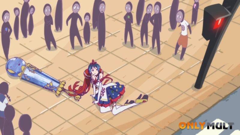 Первый скриншот Войны девочек волшебниц
