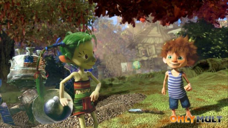 Третий скриншот Приключения Домовенка и его друзей