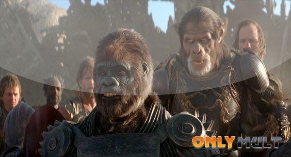 Первый скриншот Планета обезьян