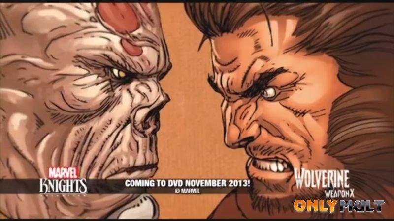 Первый скриншот Росомаха Оружие Икс: Завтра умрёт сегодня