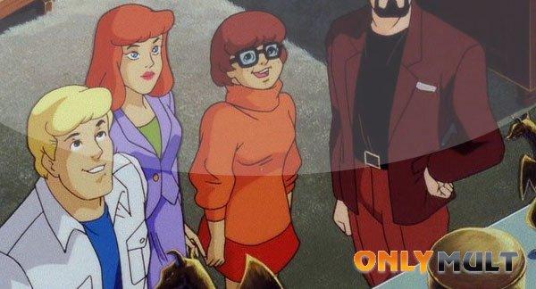 Второй скриншот Скуби-Ду и призрак ведьмы