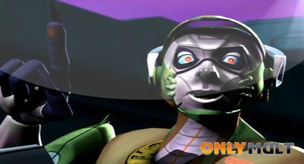 Первый скриншот Зверо-роботы