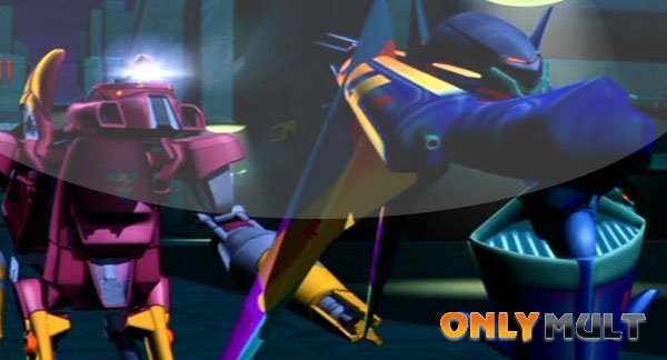 Третий скриншот Зверо-роботы