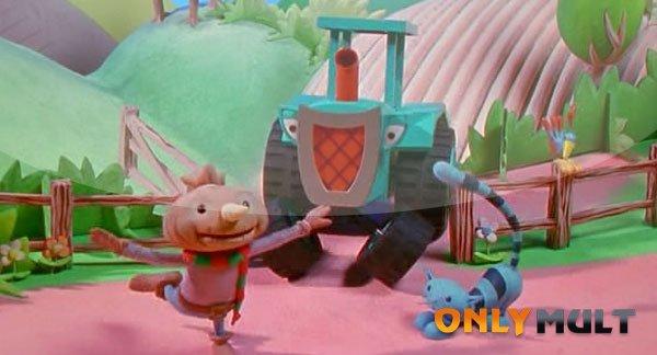 Первый скриншот Боб-строитель
