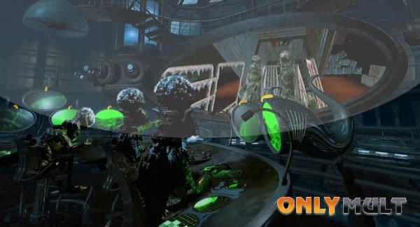 Первый скриншот Приключения инопланетян