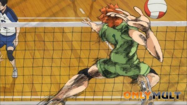 Второй скриншот Волейбол