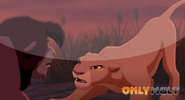 Первый скриншот Король Лев 2