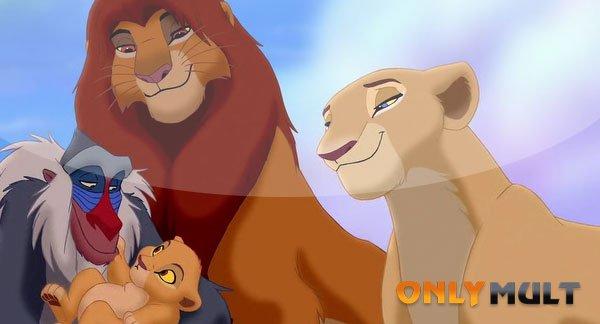 Третий скриншот Король Лев 2
