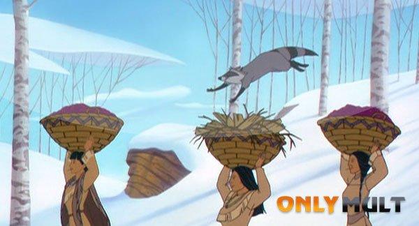 Третий скриншот Покахонтас 2