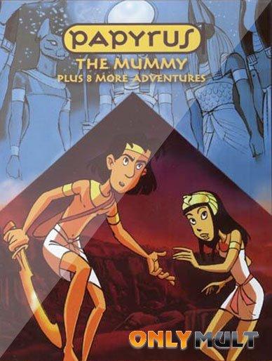 Poster Приключения Папируса