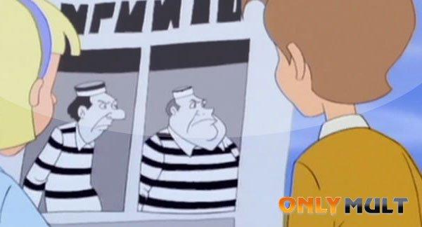Первый скриншот Пеппи Длинный чулок [все серии]