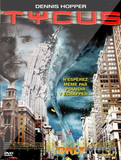 Poster Удар из космоса