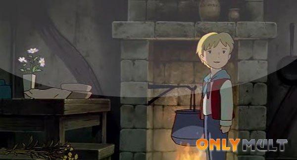 Второй скриншот Собачье сердце / Фландрийский пёс [аниме]