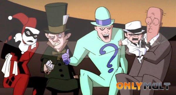 Третий скриншот Новые приключения Бэтмена