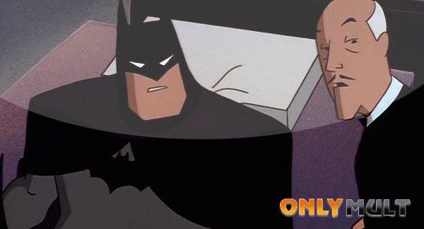Первый скриншот Новые приключения Бэтмена