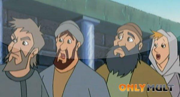 Второй скриншот Великие библейские герои и истории