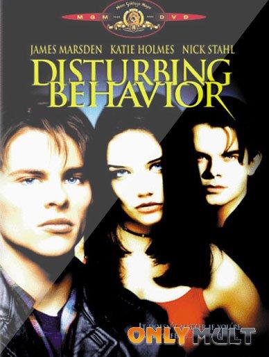 Poster Непристойное поведение
