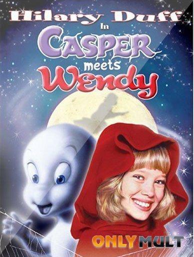 Poster Каспер встречает Венди