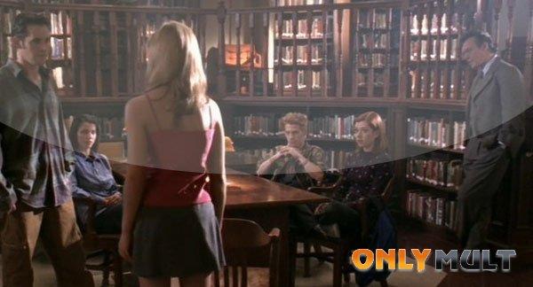 Второй скриншот Баффи истребительница вампиров