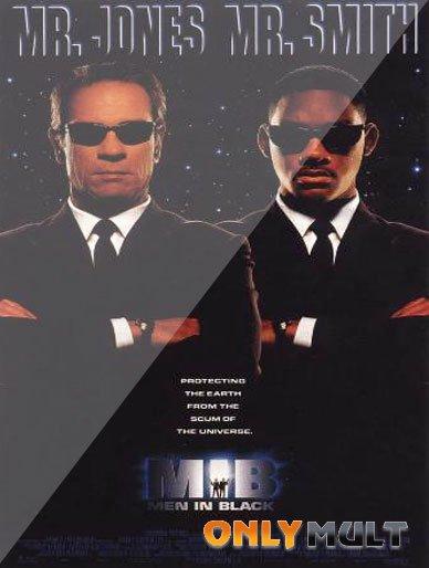 Poster Люди в черном