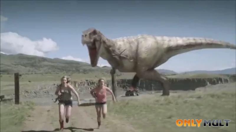 Третий скриншот Ковбои против динозавров