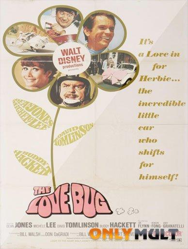Poster Фольксваген жук