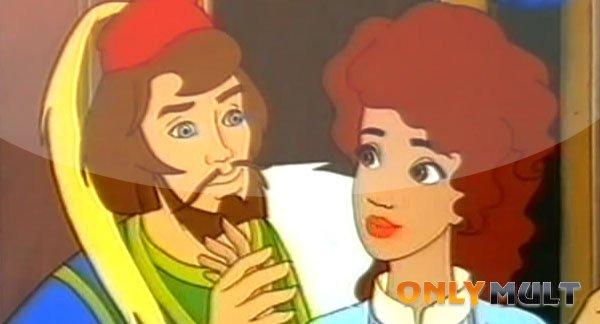 Второй скриншот Принцесса Шахерезада