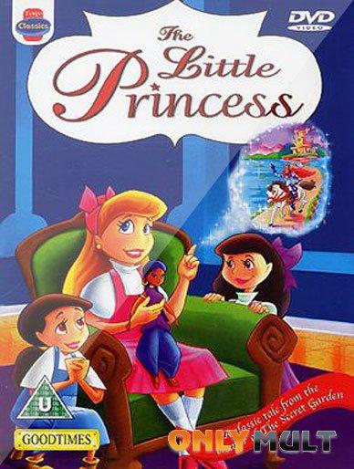 Poster Маленькая принцесса