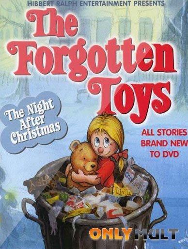 Poster Забытые игрушки