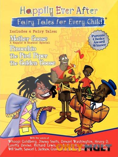 Poster Сказочные истории для всех детей