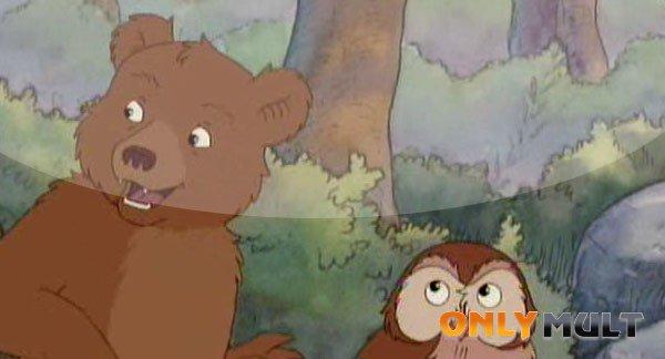 Третий скриншот Медвежонок