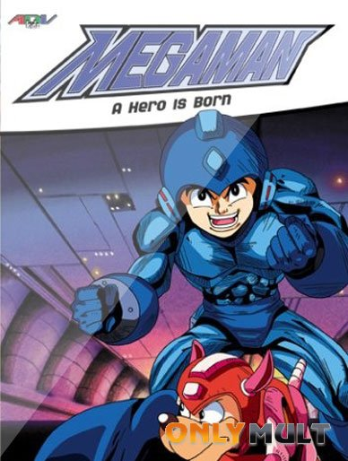 Poster Мегамен