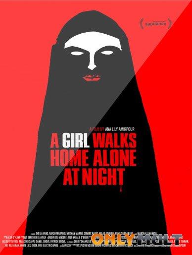 Poster Девушка возвращается одна ночью домой