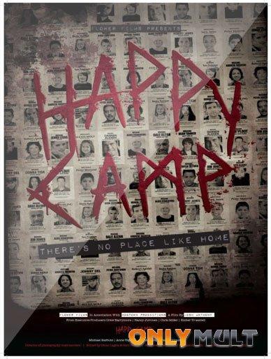Poster Счастливый лагерь