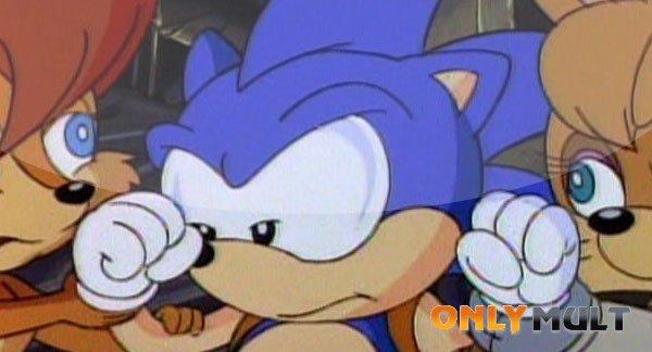 Первый скриншот Соник Супер-ежик