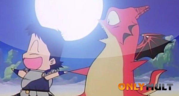 Первый скриншот Полудракон
