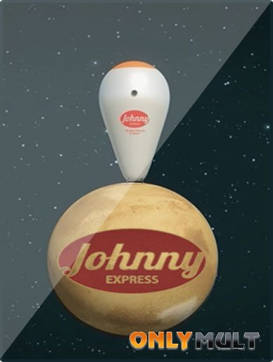 Poster Джонни Экспресс